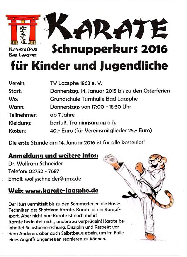 Schnupper 2016